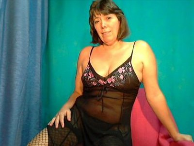 Rosemarie in ihrem Webcam Sex Chat